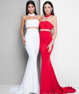 Avondjurken Hengelo - Terani Couture bij mode Pipina