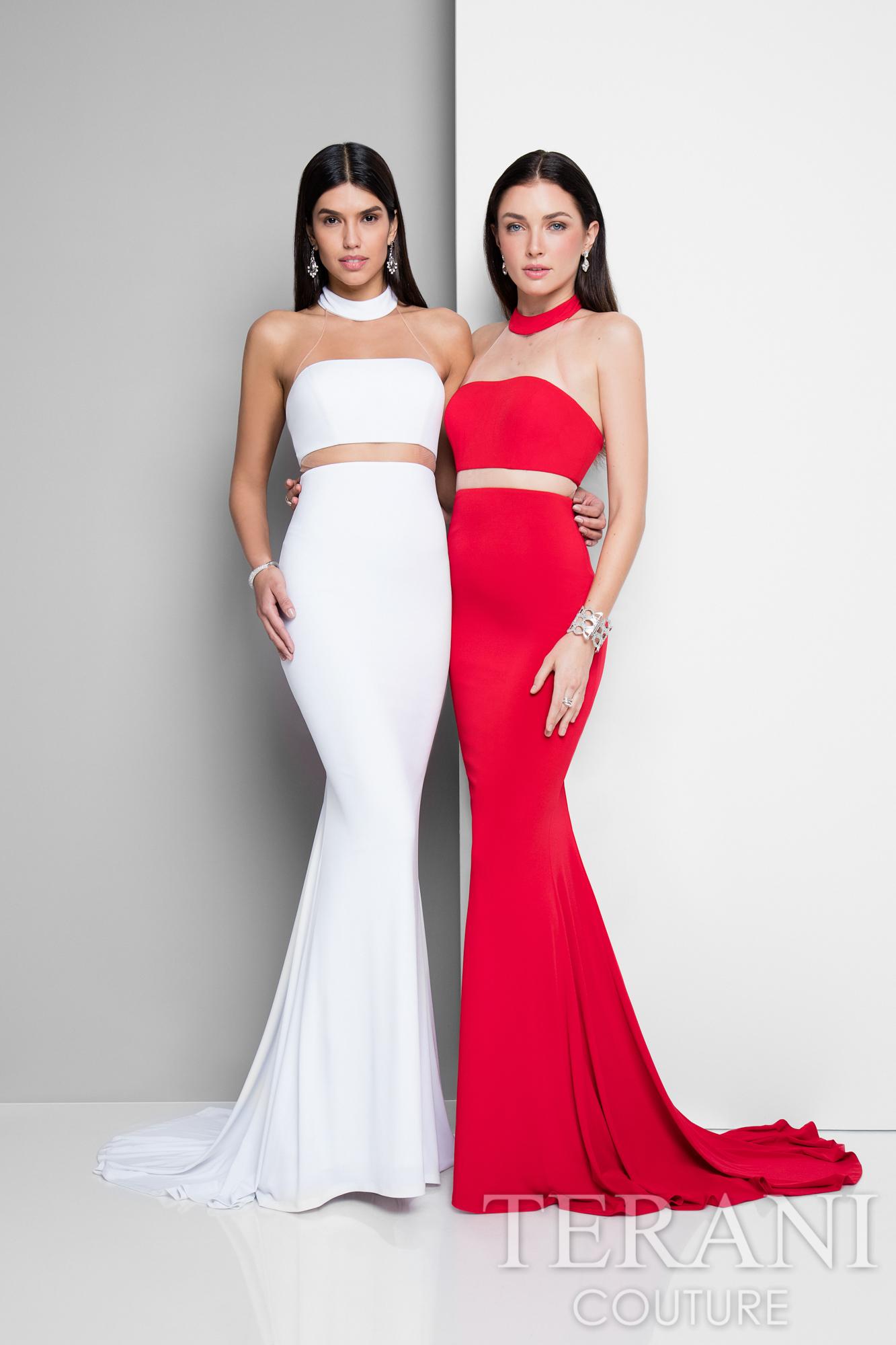 Mode Avondjurken.Avondjurken Hengelo Terani Couture Bij Mode Pipina